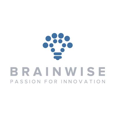 Il logo di BrainWise per la sezione Portfolio.
