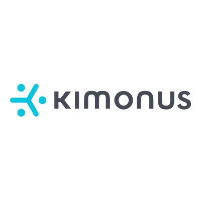 Il logo di Kimonus per la sezione Portfolio.