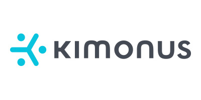 Il logo di Kimonus per la pagina interna al portfolio.